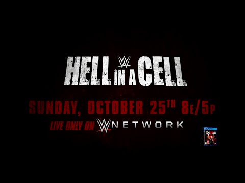 WATCH WWE HELL IN A CELL 2015, ONLY ON WWE NETWORK