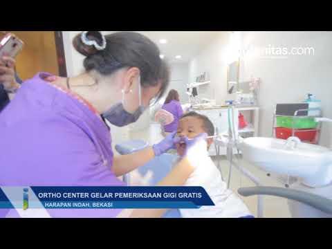 Ortho Center Gelar Pemeriksaan Gigi Gratis