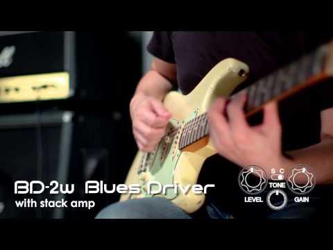BOSS BD-2W Blues Driver Sound Preview