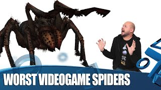 7 Horrible Videogame Spiders You'd Hate To Find In Your Bathroom