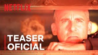 Saiu! Veja o trailer de Space Force, série de comédia com Steve Carell