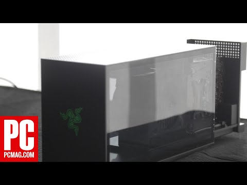 External Review Video cUbftEZ4vGA for Razer Tomahawk Mid-ATX & Mini-ITX Gaming Computer Cases
