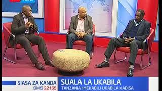 Athari za ukabila nchini Kenya; Tanzania imekabiliana vipi na kero hili?   SIASA ZA KANDA