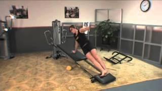 Elizabeth's Fusion Workout