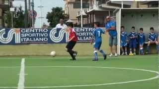 preview picture of video 'PULCINI 2002 AZZURRA: TORNEO G.D.O. CIAMPINO I° CLASSIFICATA'