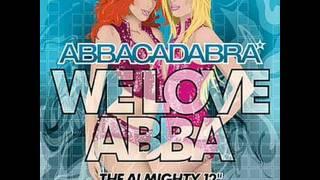 Abbacadabra - Angel Eyes (Almighty)