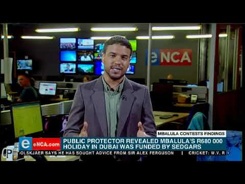 Mbalula contests findings