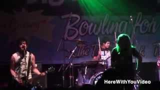 "The Dollyrots ""Satellite"" LIVE in U.K. October 26, 2012 (5/9)"