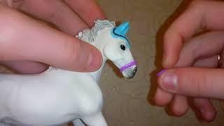 Мастер класс/DIY/Недоуздок для шляйх лошадей