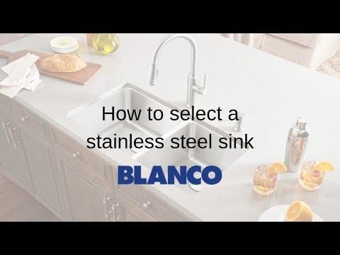 Blanco Stainless Steel Sinks