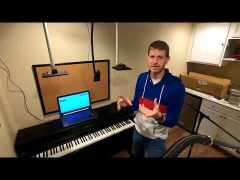 Zoom for Piano Lessons - Controlling Student's Computer