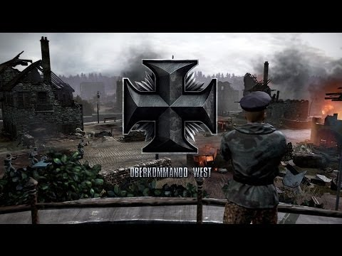 Company of Heroes 2: The Western Front Armies - Oberkommando West Trailer thumbnail