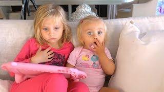 Дети сами в шоке или почему мама наказала детей