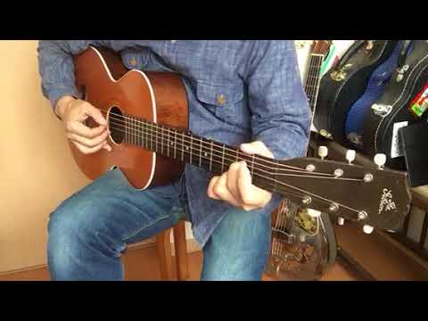 The Long Riders Ry Cooder Cover Gibson L-1 1927