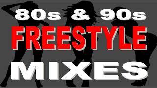 80s & 90s Freestyle Mixes   (DJ Paul S)