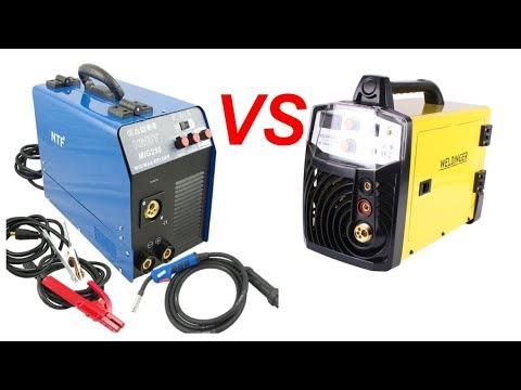 MIG 250 VS Weldinger Me 200 eco Test und Kaufempfehlung