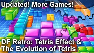DF RETRO: The Tetris Series