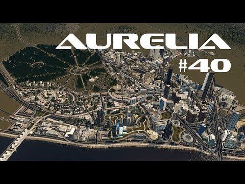 Cinematic Showcase - Cities: Skylines - Aurelia #40