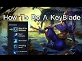 Download Video TheWanderingPro - How To Do A KeyBlade On Yasuo!
