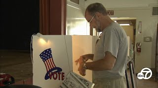 CA independents can vote in Democrats' 2020 primary, but not Republicans' | ABC7