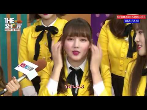 [THAISUB] Gfriend The Show Warm Up And Behind The Scene