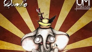What If Tim Burton directed Disney Movies - Umberto Mulignano's Illustrations | Kholo.pk