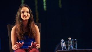 Aisha Chaudhary: Finding happiness