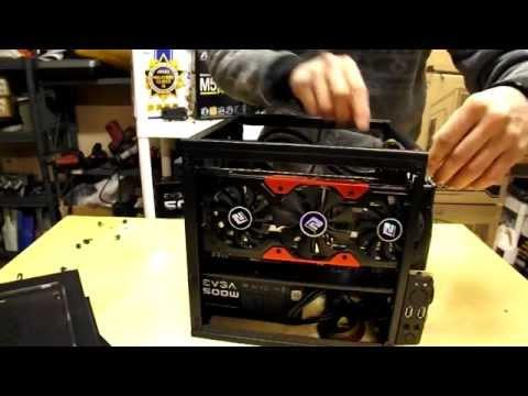 Thermaltake Core v1 Gaming Build
