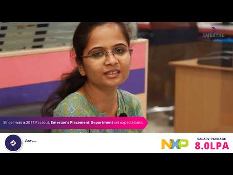 Best Embedded Systems Course with Placement | Ashwini Placed at ...