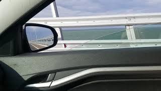 лада веста крымский мост. огромный недостаток весты 😊