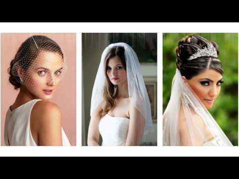 Acconciature sposa con velo 1285572b0be9