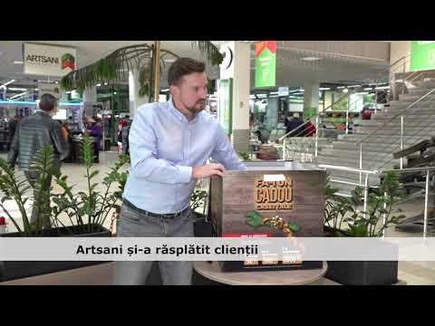 Artsani și-a răsplătit clienții