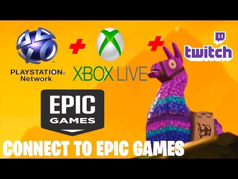 Download How To Link Your Xbox Live Psn Account To Epic Games Avoid