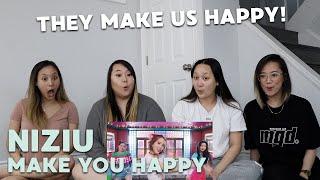 "MV REACTION | NiziU ""Make you happy"""