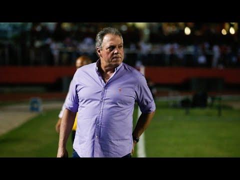 VICE-LÍDER! Abel Braga fala após Ceará 0x2 Internacional no Brasileirão