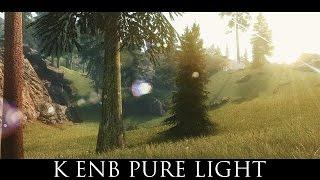 TES V - Skyrim Mods: K ENB Pure Light