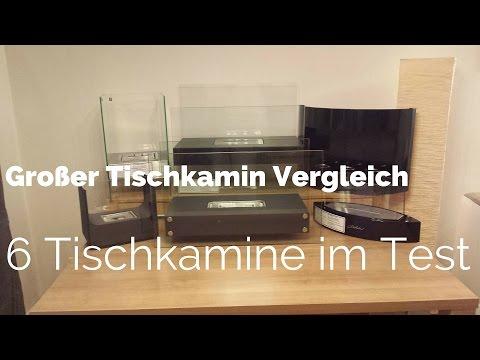 Großer Ethanol Tischkamin Vergleich & Test