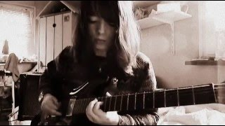The donnas - Don't Break Me Down Cover Guitar