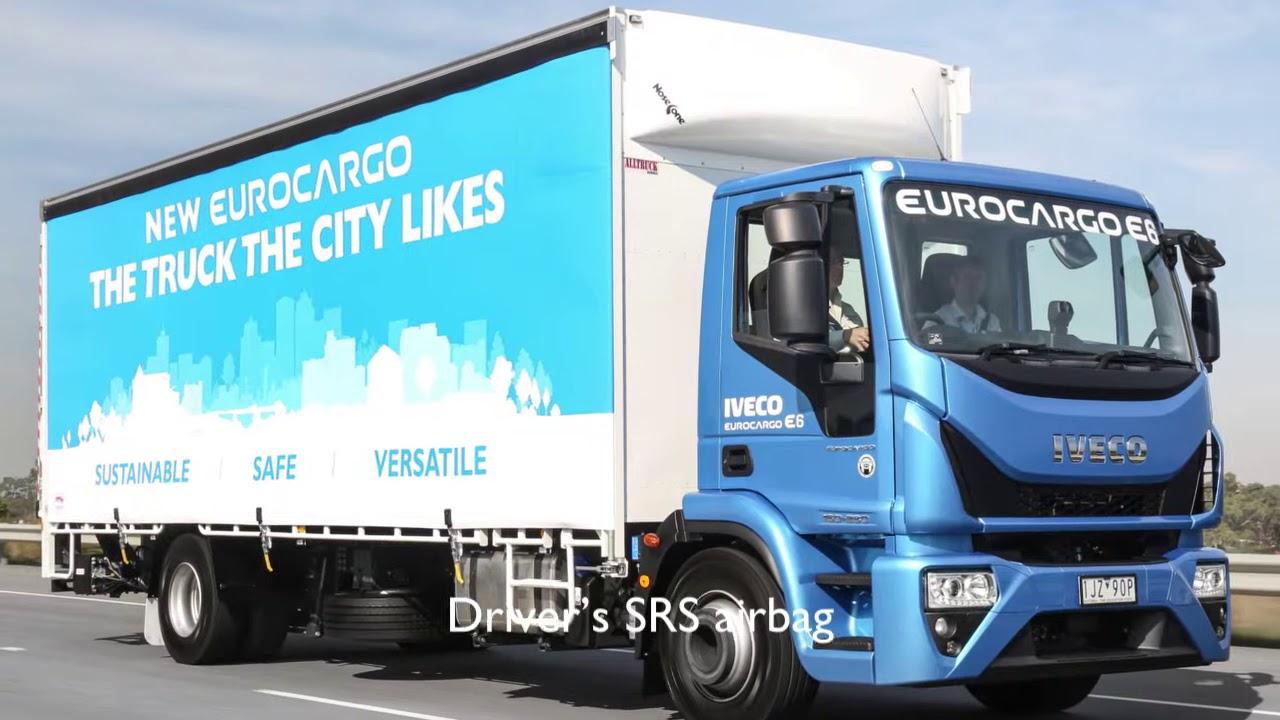 The IVECO Eurocargo E6