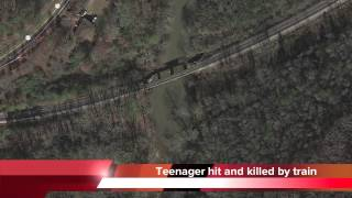 Christian Hall killed by train in Catoosa County, Ga.