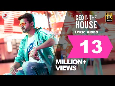 Download Sarkar - CEO In The House Lyric Video | Thalapathy Vijay | A .R. Rahman | A.R Murugadoss HD Mp4 3GP Video and MP3