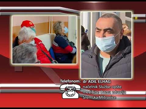 FONO: dr Adil Elhag - Imunizacija u Sremskoj Mitrovici
