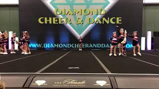 SCE Descendents 2019, Diamond Cheer & Dance Competition