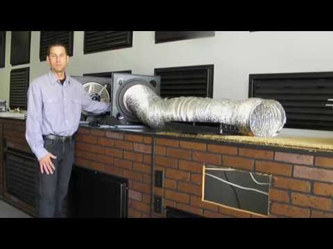 Portable Exhaust Fan System – Information
