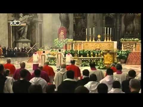 Présentation du Seigneur - Vêpres avec les religieux et les laïcs consacrés