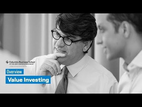 Value Investing: Overview