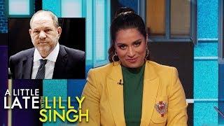 Lilly Cheers Up Harvey Weinstein, Mark Zuckerberg, Rudy Giulianis Butt With Gift Baskets