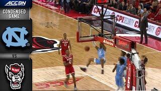 North Carolina vs. NC StateMen's Basketball Highlights (2019-20)