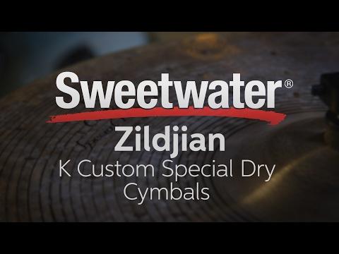 Zildjian K Custom Special Dry Cymbals Review