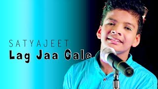 Lag Jaa Gale Cover By Satyajeet